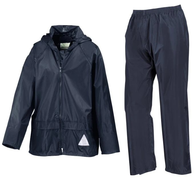 Fully waterproof Jacket and Trousers Set.